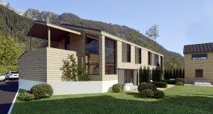 3D facade BCD
